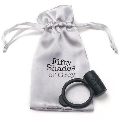 Fifty Shades of Grey - Yours and Mine Vibrating Cock Ring