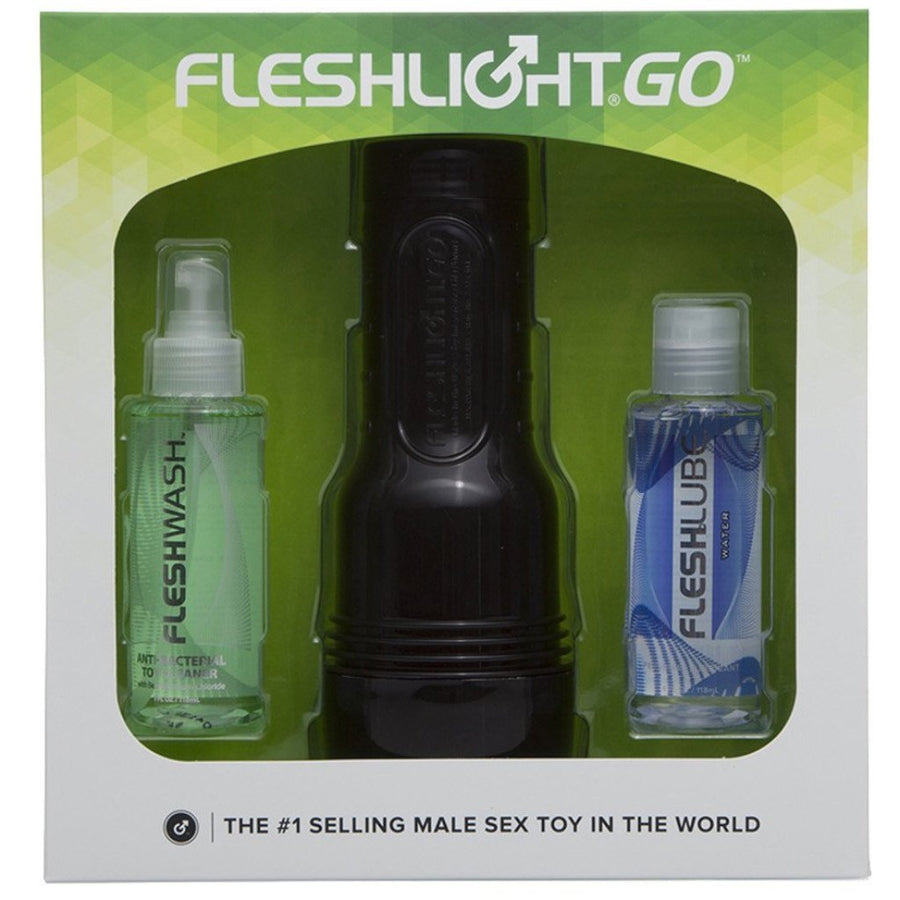 Fleshlight - Go Surge Masturbator Combo Pack - PleasureHobby