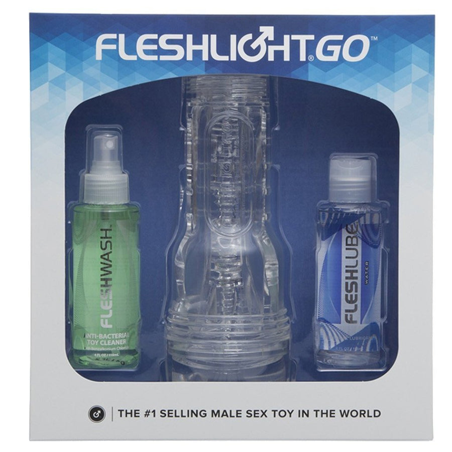 Fleshlight - Go Torque Masturbator Combo Pack - PleasureHobby