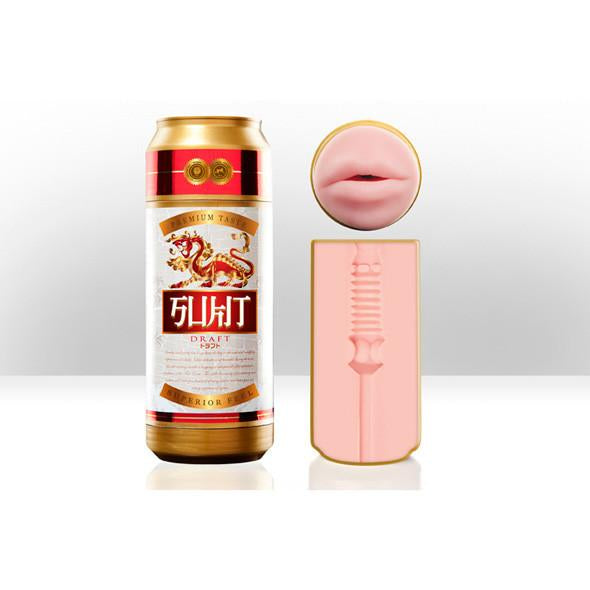 Fleshlight - Sex In A Can Sukit Draft Masturbator Mouth - PleasureHobby