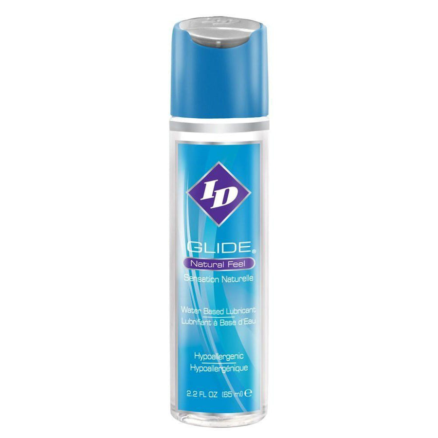 ID Lube - Glide Natural Feel Water Based Lubricant 2.2 oz - PleasureHobby