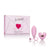 Calexotics - Amour Silicone Remote Egg Bullet Vibrator (Pink)