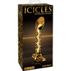Pipedream - Icicles Gold Edition G07 Vibrating Glass Massager