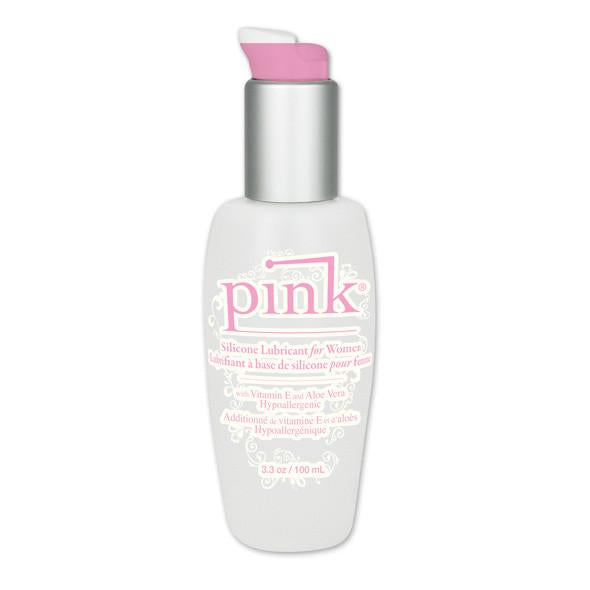 Pink - Silicone Lubricant for Women 100 ml