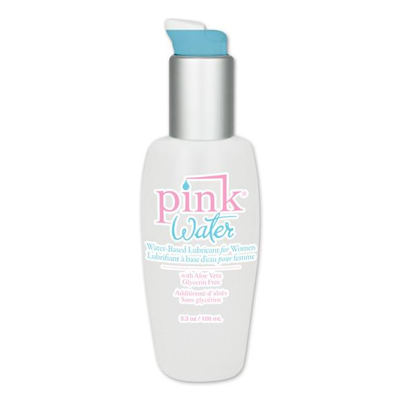 Pink - Water Based Lubricant for Women 100 ml - PleasureHobby Singapore