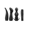 Pipedream - Anal Fantasy Anal Adventure Kit (Black) - PleasureHobby