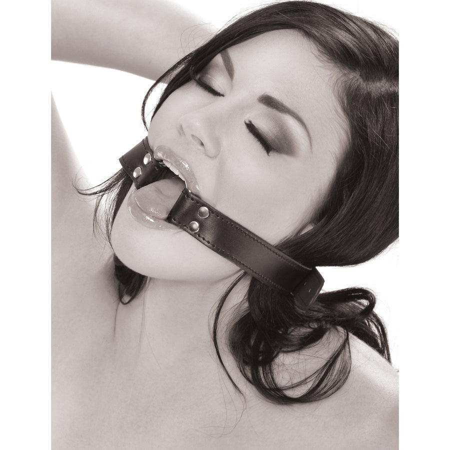 Pipedream - Fetish Fantasy Limited Edition O-Ring Gag - PleasureHobby