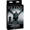 Pipedream - Fetish Fantasy Limited Edition Remote Control Butterfly Strap-On Clit Massager - PleasureHobby