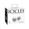 Pipedream - Icicles No. 41 Small Glass Ben Wa Balls