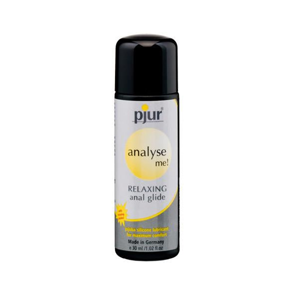Pjur - Analyse Me! Anal Glide Silicone Based Lubricant 30 ml - PleasureHobby