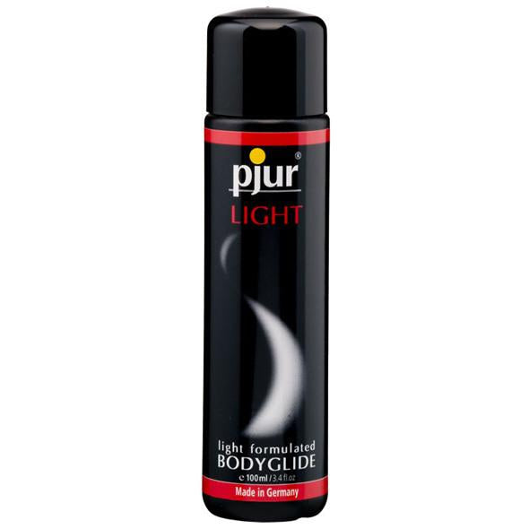 Pjur - Light Bodyglide Silicone Based Lubricant 100 ml - PleasureHobby