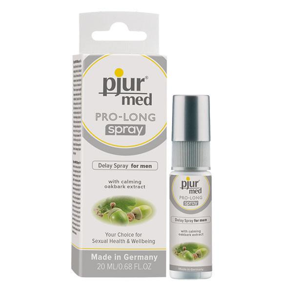 Pjur - Med Pro-long Spray - PleasureHobby Singapore