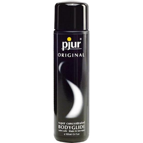 Pjur - Original Bodyglide Silicone Based Lubricant 100 ml - PleasureHobby