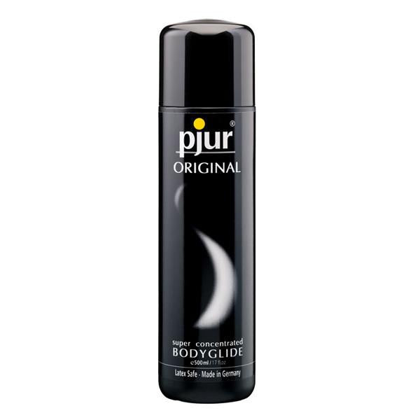 Pjur - Original Bodyglide Silicone Based Lubricant 500 ml - PleasureHobby