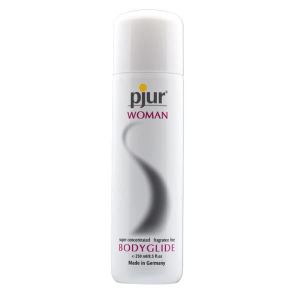 Pjur - Woman Bodyglide Silicone Based Lubricant 250 ml - PleasureHobby