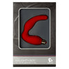 RocksOff - 7 Speed Naughty Boy Vibrating Prostate Massager (Red)