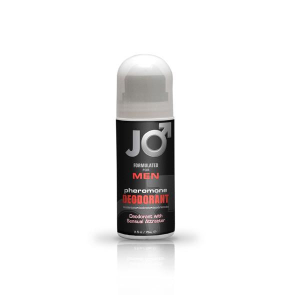 System JO - Pheromone Deodorant Men-Women 75 ml - PleasureHobby