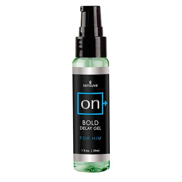 Sensuva - ON Bold Delay Gel For Him 29 ml