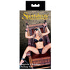 Sportsheets - Beginners Bondage Fantasy Kit (Black)