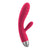 Svakom - Barbara Ultra-Soft Rabbit Vibrator (Plum Red)