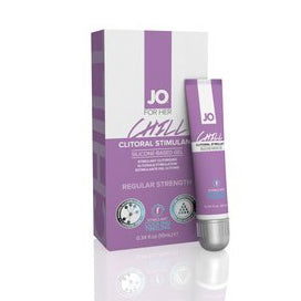 System JO - For Women Chill Clitoral Stimulant Silicone Gel 10 ml