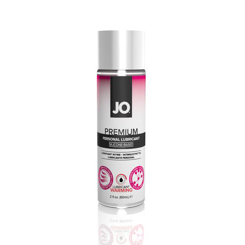 System JO - For Women Premium Silicone Lubricant 60 ml (Warming)