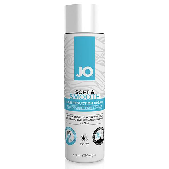 System JO - Soft & Smooth Hair Reduction Cream 120 ml - PleasureHobby