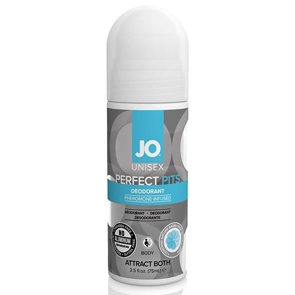 System JO - Perfect Pits Unisex Pheromone Deodorant 75 ml - PleasureHobby