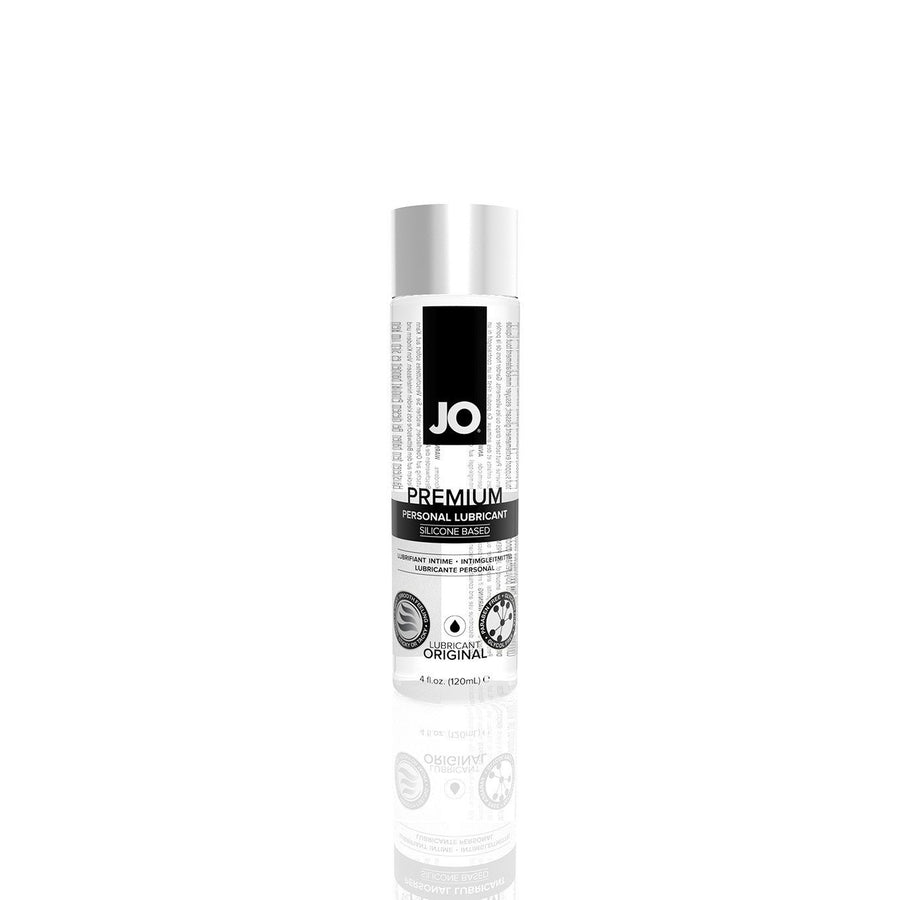 System JO - Premium Silicone Lube 120 ml (Original) - PleasureHobby