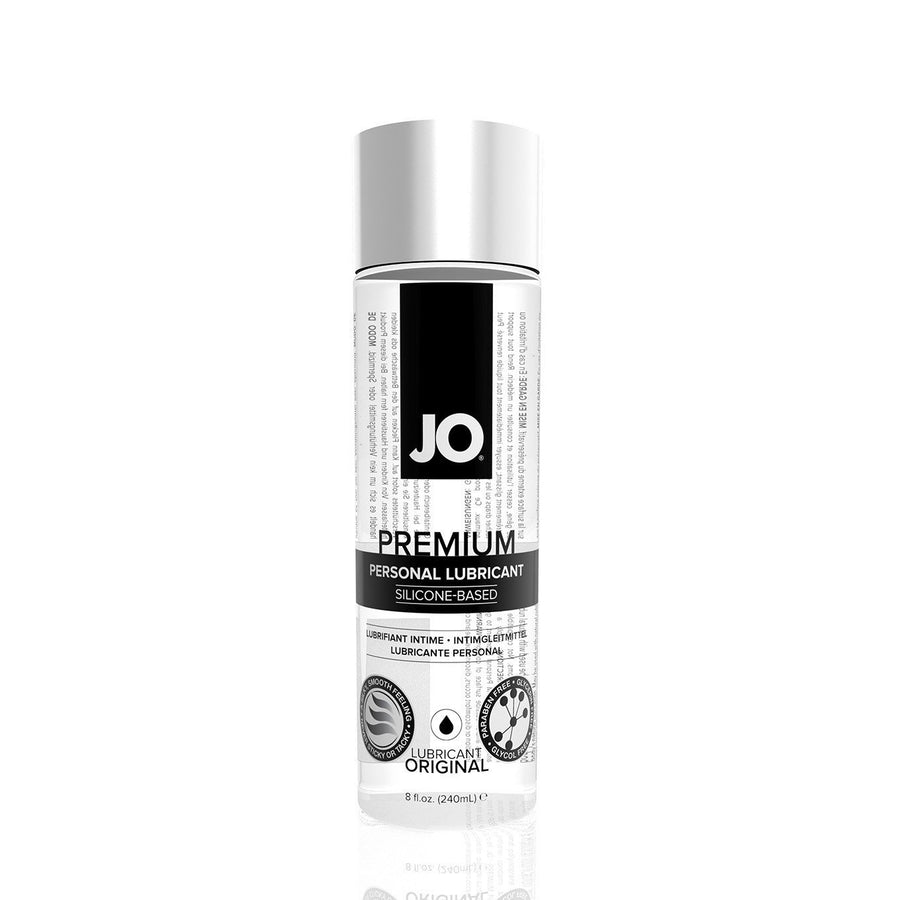System JO - Premium Silicone Lubricant 240 ml (Original) - PleasureHobby