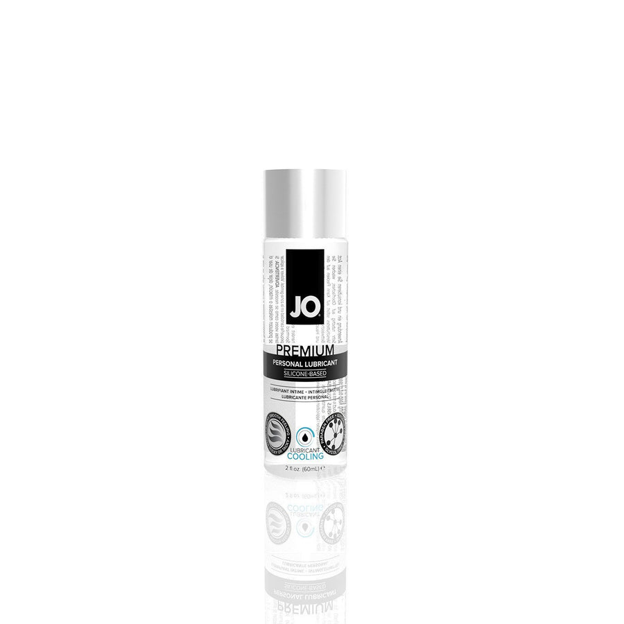 System JO - Premium Silicone Lubricant 60 ml (Cooling) - PleasureHobby