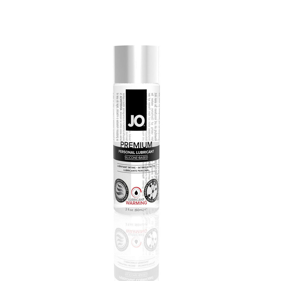 System JO - Premium Silicone Lubricant 60 ml (Warming) - PleasureHobby