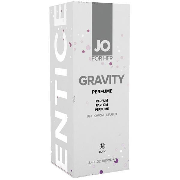 System Jo - Entice Gravity Pheromone Perfume For Her 100ml