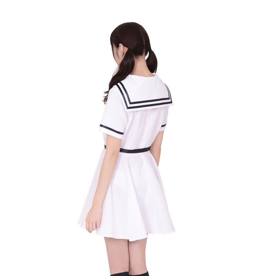 A&T - White Uniform Costume (White)