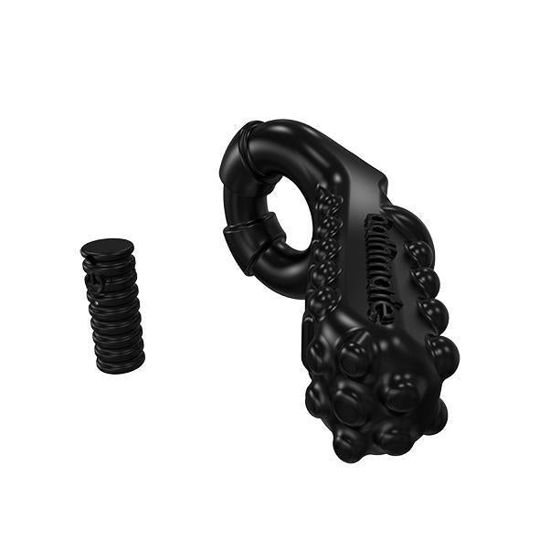Bathmate - Vibe Ring Tickle Rechargable Cock Ring (Black)