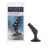 California Exotics - Dr Joel Kaplan Silicone Beaded Prostate Probe Anal Beads (Black) Anal Beads (Non Vibration) Durio Asia