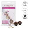 California Exotics - Leopard Duotone Weighted Kegel Balls (Leopard) Kegel Balls (Non Vibration) Durio Asia
