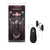 California Exotics - Nipple Play Advanced Vibrating Heated Nipple Teasers (Black)