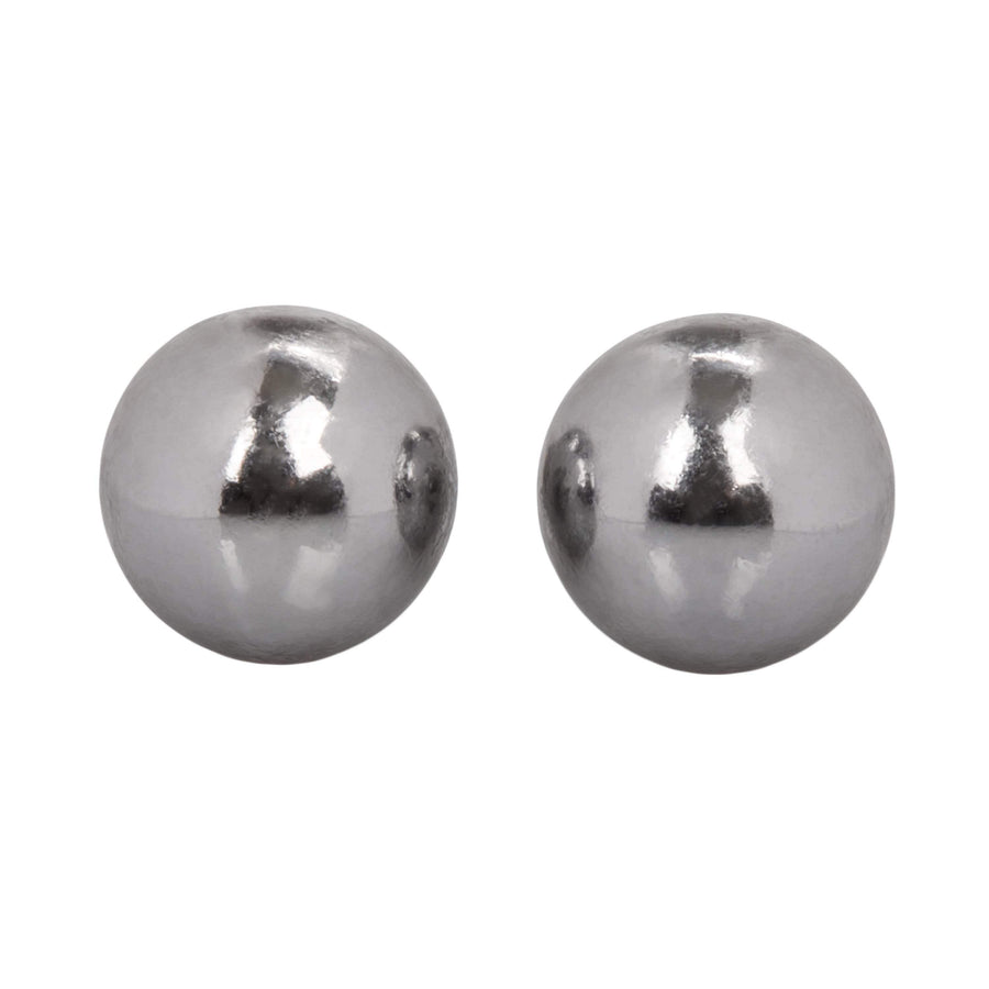 California Exotics - Silver Kegel Balls In Presentation Box (Silver) Kegel Balls (Non Vibration) Durio Asia