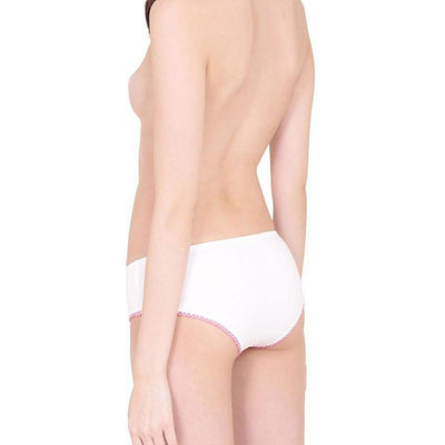Erox - Rabbit Cotton Panties (White) Lingerie (Non Vibration) - CherryAffairs Singapore