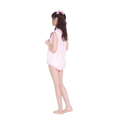Erox - Sexual Rompers (Pink) Costumes - CherryAffairs Singapore