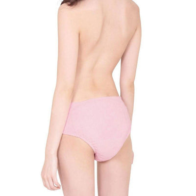 Erox - Sexual Soakers (Pink) Lingerie (Non Vibration) - CherryAffairs Singapore