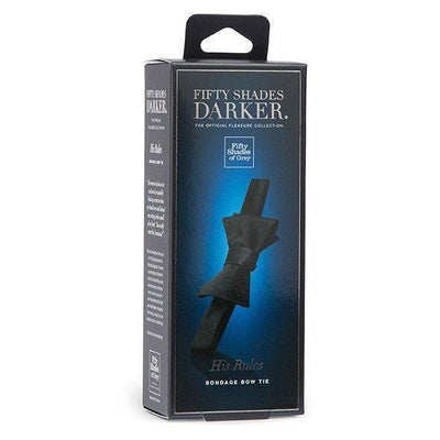 Fifty Shades Darker - His Rules Bondage Bow Tie Tie Durio Asia