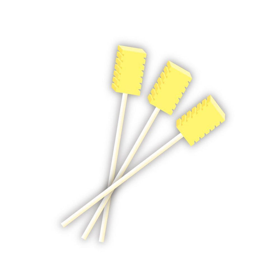 G Project - Cleaning Swab 50 pcs Set (Yellow)