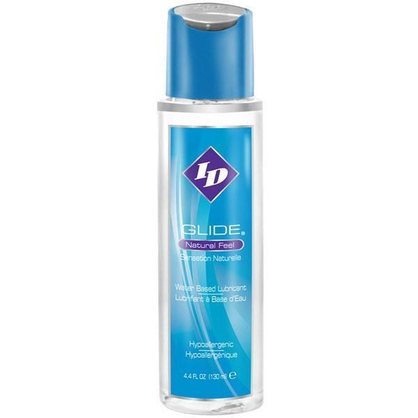 ID Lube - Glide Natural Feel Water Based Lubricant 4.4 oz (Lube) Lube (Water Based) - CherryAffairs Singapore