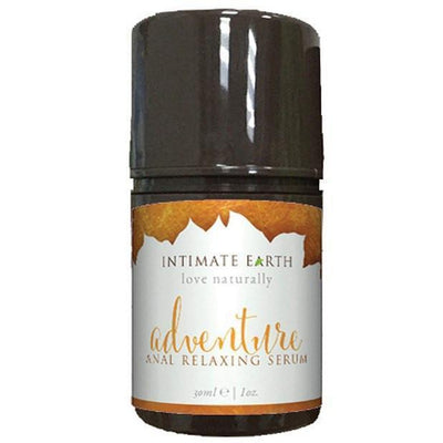 Intimate Earth - Adventure Anal Relaxing Serum 1 Ounce (Lube) Lube (Water Based) Durio Asia