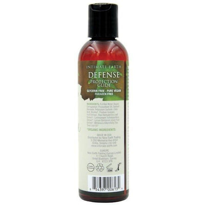 Intimate Earth - Defense Anti-Bacterial Lubricant 120 ml (Lube) Lube (Water Based) - CherryAffairs Singapore