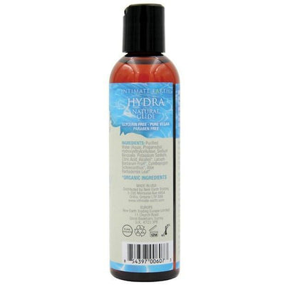 Intimate Earth - Hydra Plant Cellulose Water Based Lubricant 120 ml (Lube) Lube (Water Based) - CherryAffairs Singapore
