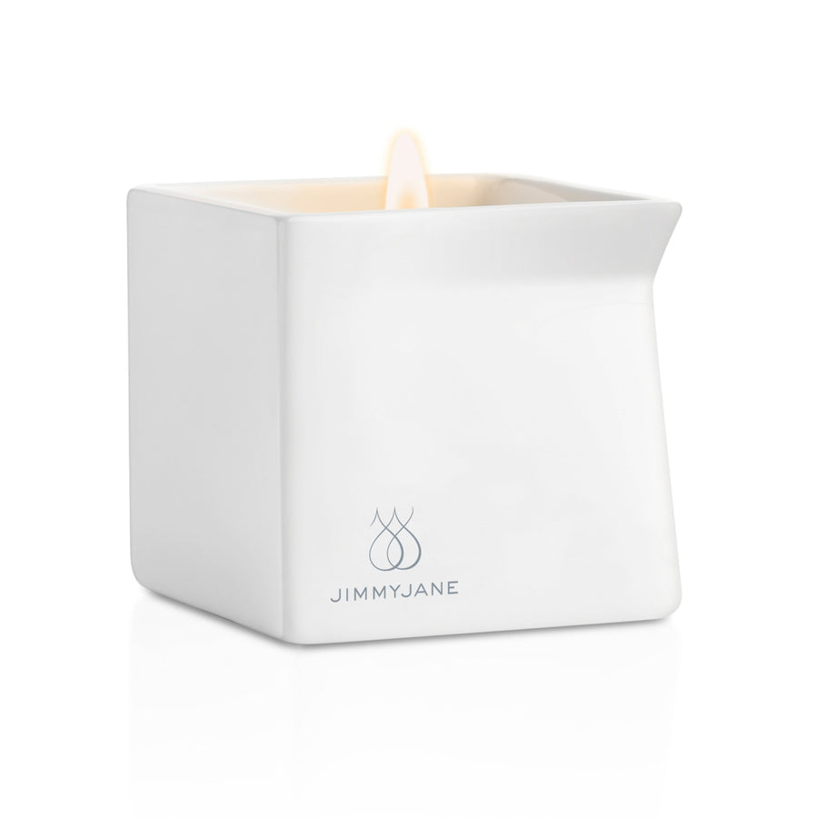 Jimmy Jane - Afterglow Natural Massage Oil Candle (Cucumber Water)