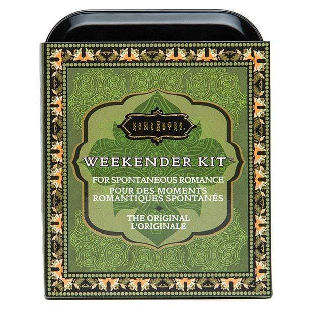 Kama Sutra - The Weekender Kit for Couples (Green)